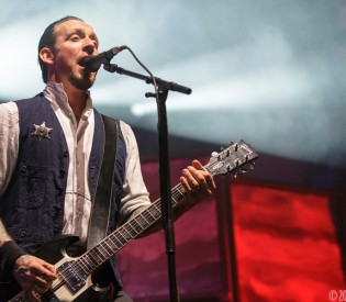 Volbeat- Aragon Ballroom- Chicago, IL 4/5/13 (Photos)