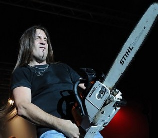 Jackyl's Jesse James Dupree talks Throttle Fest, TV show, his son and early Geffen days