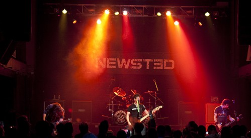 Newsted – Pontiac, MI -The Crofoot – 5/17/13