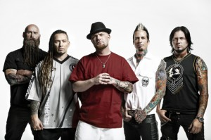 Five Finger Death Punch 2013