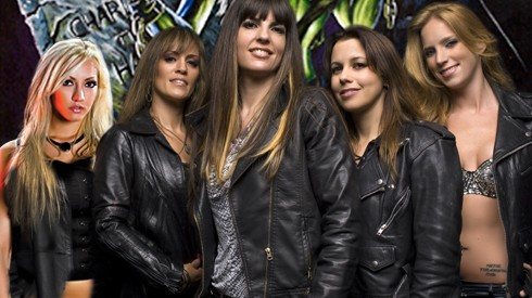 The Iron Maidens Talk About Their Past, Their Inspirations, New Recordings and More!