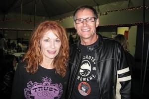 Nancy Wilson and Steve Fossen