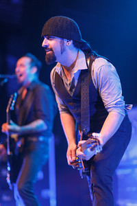 Rob Caggiano live in Madison, Wi, photo by Todd Reicher for LRI