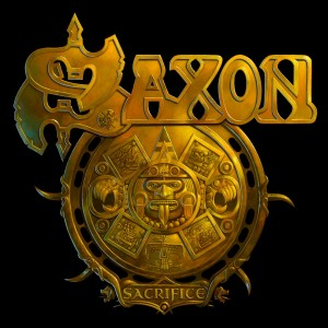 "Saxon's phenomenal new album ""Sacrifice"""