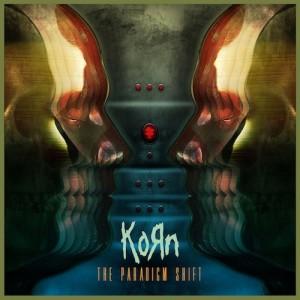 "Album art for the new Korn album ""The Paradigm Shift"" due out Oct. 8th"