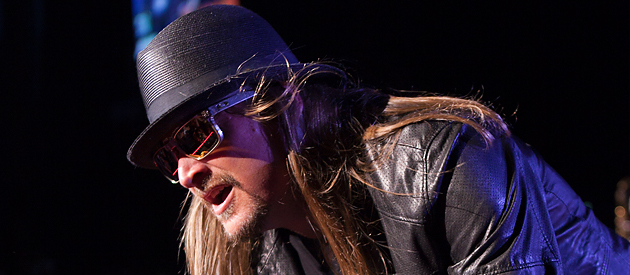 Kid Rock – DTE Energy Music Theatre – Clarkston, MI – 8/9/13 (Photos)