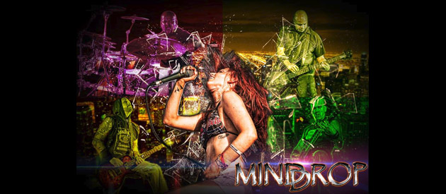 Mind Drop talks about upcoming EP, big support shows, band as a family and much more!