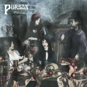 album art for Purson's debut LP