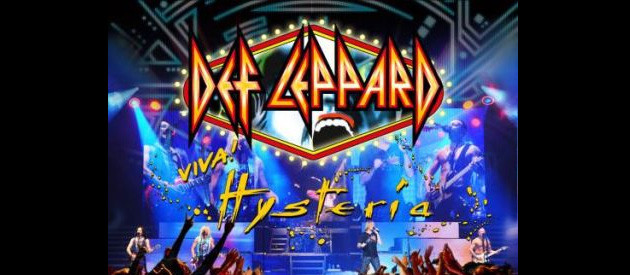 Album Review- Def Leppard- Viva! Hysteria- Frontiers Records