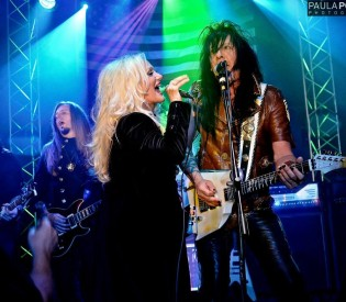 Pamela Moore On Her Latest Album, Queensryche, Live Shows and More!