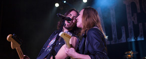 Halestorm- The Fillmore – Detroit, MI – 12/05/13 (Photos)