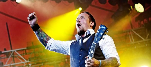 Volbeat Frontman Michael Poulsen Talks About Rock and Roll Idiots, Healthy Living, Songwriting and Career Longevity
