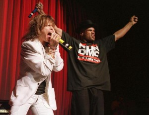 Steven Tyler and DMC in recent years