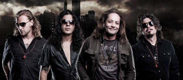 Album Review: Jake E. Lee's Red Dragon Cartel- Frontiers Records