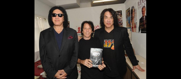 "KISS Author Ken Sharp:  ""I know there are some fans who thought this would somehow be an Ace and Peter bash-fest; it isn't that"""
