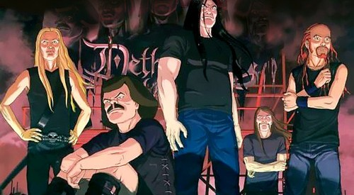 "Metalocalypse Creator and Dethklok Guitarist Brendon Small:  ""I have a lot to say musically and story-wise;  if this record sells in a way that makes me happy then I'll probably keep on doing it"""