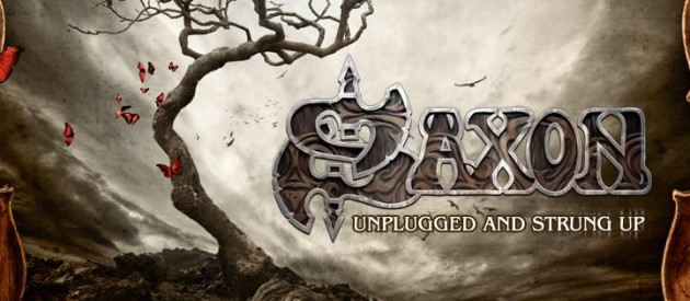 Record Review:  Saxon- Unplugged and Strung Up- UDR Records