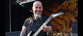 "Anthrax Guitarist Scott Ian:  ""I really, really don't care or think about what other people think about what we do and I never have since day one"""