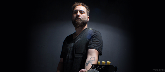 "Monte Pittman:   ""When I got my first guitar, all the thrash bands were just coming out so that had a massive impact on me. """