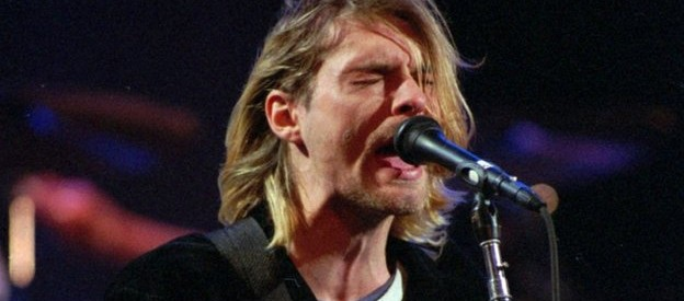 "LRI Book Review:  ""Here We Are Now, The Lasting Impact of Kurt Cobain"""
