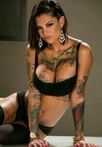 Bonnie Rotten is 2014 AVN Performer of the Year