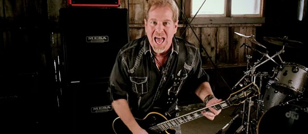 "Night Ranger's Brad Gillis:   ""I would have loved to have made a studio record with Ozzy but I rolled the dice to play with my brothers in Night Ranger"""