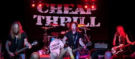 Cheap Thrill- Diesel Concert Lounge – Chesterfield, MI – 6/07/14 (Photos)