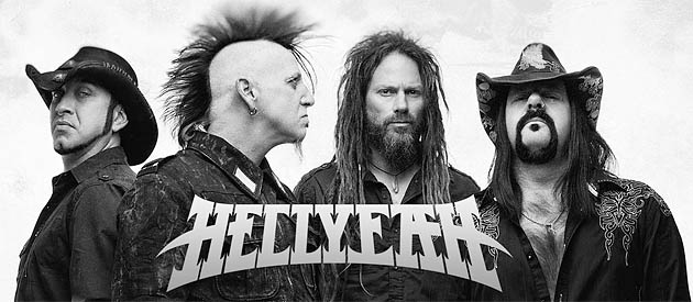 "Vinnie Paul of HELLYEAH – ""I feel like if you live in the past, you have no future"""