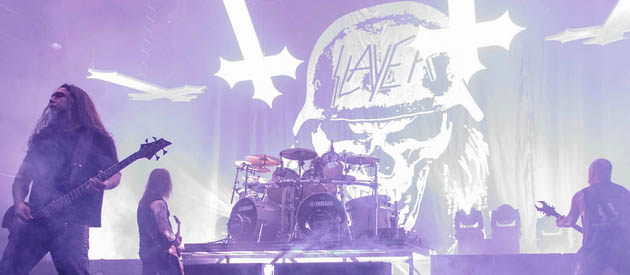 Concert Review- Slayer, Suicidal Tendencies and Exodus – 5/16/14- Eagles Ballroom, Milwaukee, Wi