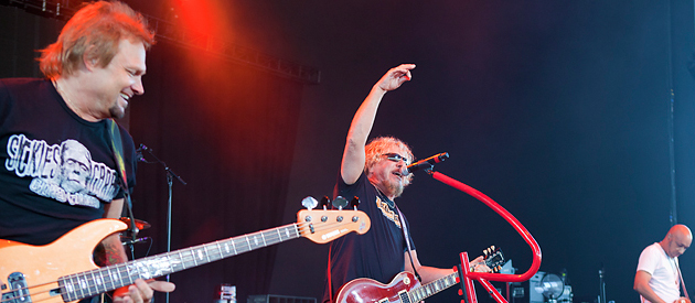 Sammy Hagar – A Journey Through The History Of Rock Tour- Freedom Hill – Sterling Heights, MI 07/23/14