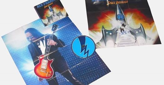 Album Review- ACE FREHLEY- Space Invader- eOne Music