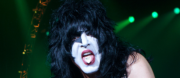 KISS- DTE Energy Music Theatre – Clarkston, MI- 8/23/14