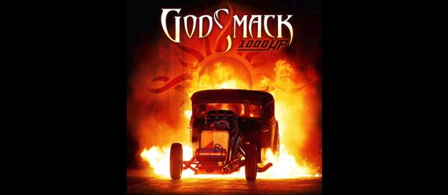 Album Review – GODSMACK – 1000HP – Republic Records