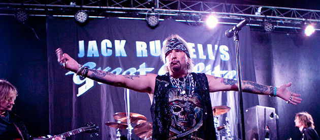 Jack Russell's Great White – Diesel Concert Lounge – Chesterfield, MI 10/03/14