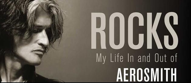"Book Review: ""Rocks- My Life In and Out of Aerosmith by Joe Perry with David Ritz – Simon & Schuster"