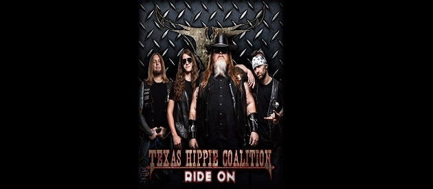 Album Review – Texas Hippie Coalition – Ride On – Carved Records