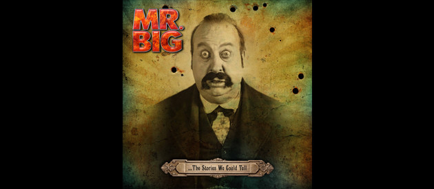 Album Review – Mr. Big – The Stories We Could Tell – Frontier Records
