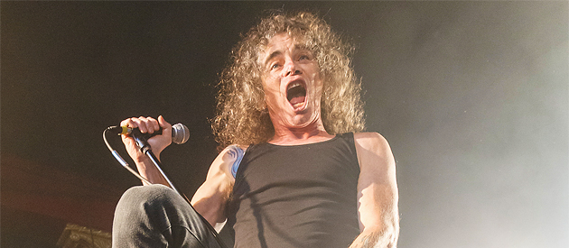 Overkill- Eagles Club – Milwaukee, WI – 9/20/14