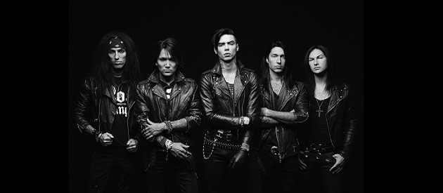 Black Veil Brides Singer Andy Biersack Discusses New Album, Touring, Live DVD and MORE!