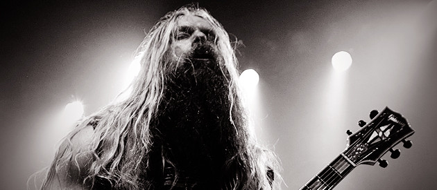Black Label Society – Royal Oak Music Theater – Royal Oak, MI – 1/16/15