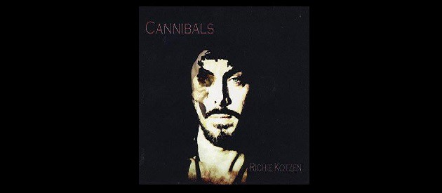Album Review – Richie Kotzen – Cannibals – Headroom-Inc