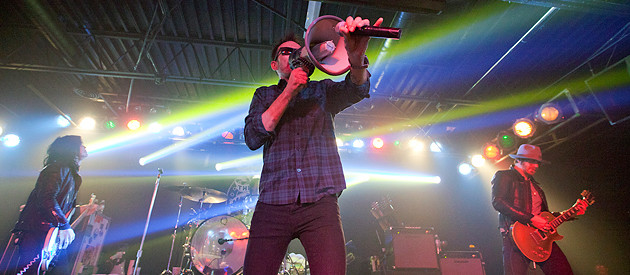 Scott Weiland and the Wildabouts – The Machine Shop – Flint, MI 2/28/15