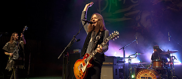 Blackberry Smoke- The Fillmore Detroit – Detroit, MI – 3/7/15