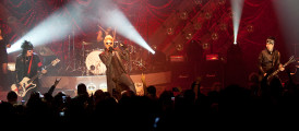 Sixx:A.M. -Modern Vintage Tour – Royal Oak Music Theatre – Royal Oak, MI 4/21/15