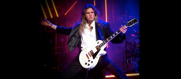"Joel Hoekstra discusses his career, his upcoming solo album and Whitesnake's ""The Purple Album"""
