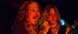 Concert Review: John Corabi- The Token Lounge- Westland, MI – 5/02/15