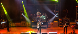 Halestorm- James H. Whiting Auditorium – Flint, MI 5/19/15