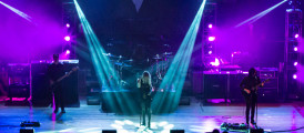 The Pretty Reckless- James H. Whiting Auditorium – Flint, MI – 5/19/15