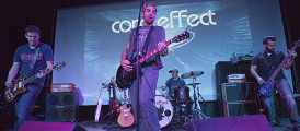 Core Effect – Ethos CD Release Party- The Magic Bag – Ferndale, MI 6/5/15