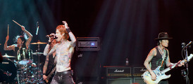 Buckcherry – Stars and Stripes Festival – Freedom Hill Ampitheatre – Sterling Heights, MI – 6/26/15